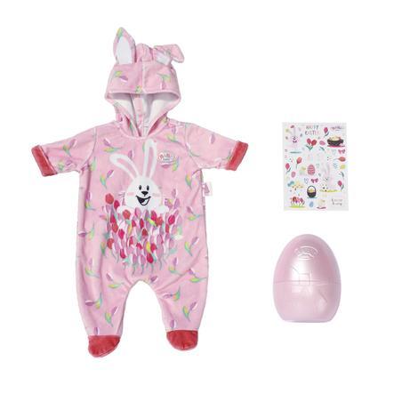 Zapf Creation  Huevo de Pascua con traje de Pascua para bebés