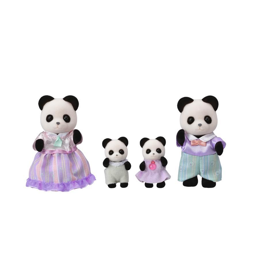 Sylvanian Families® Panda Familie