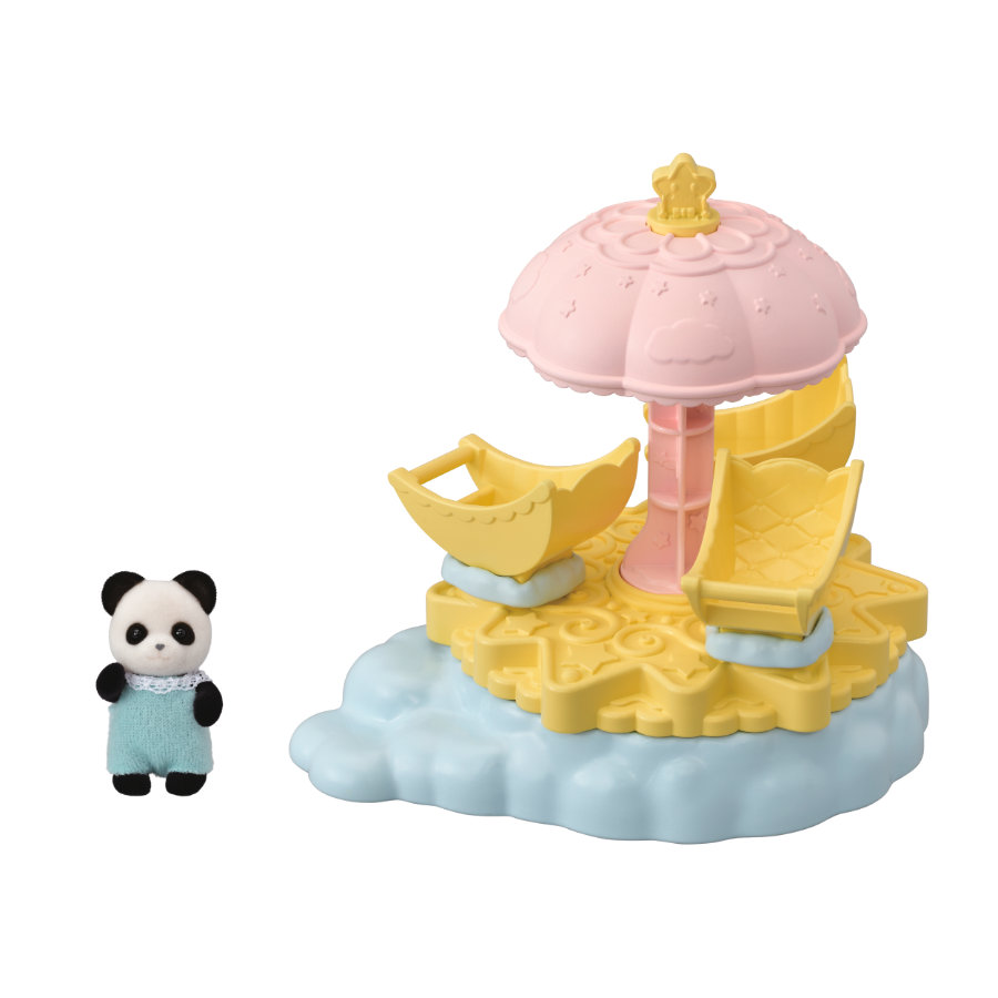 Sylvanian Families® Baby Sternenkarussell