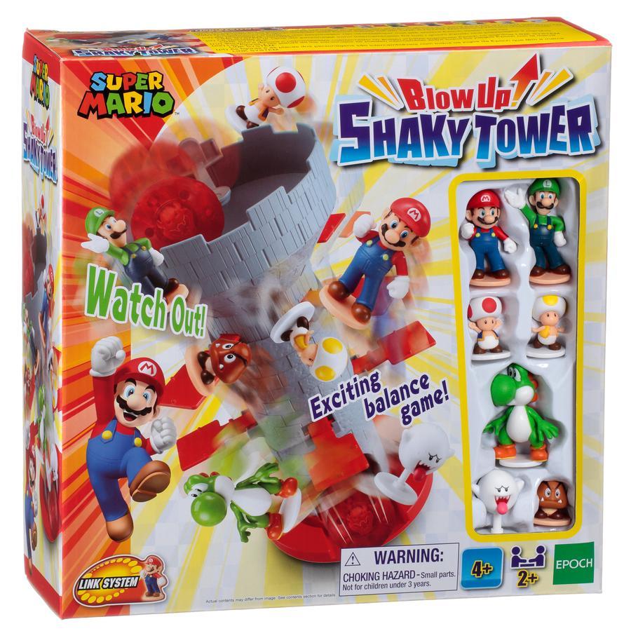 Super Mario™ ¡Reventar! Torre temblorosa