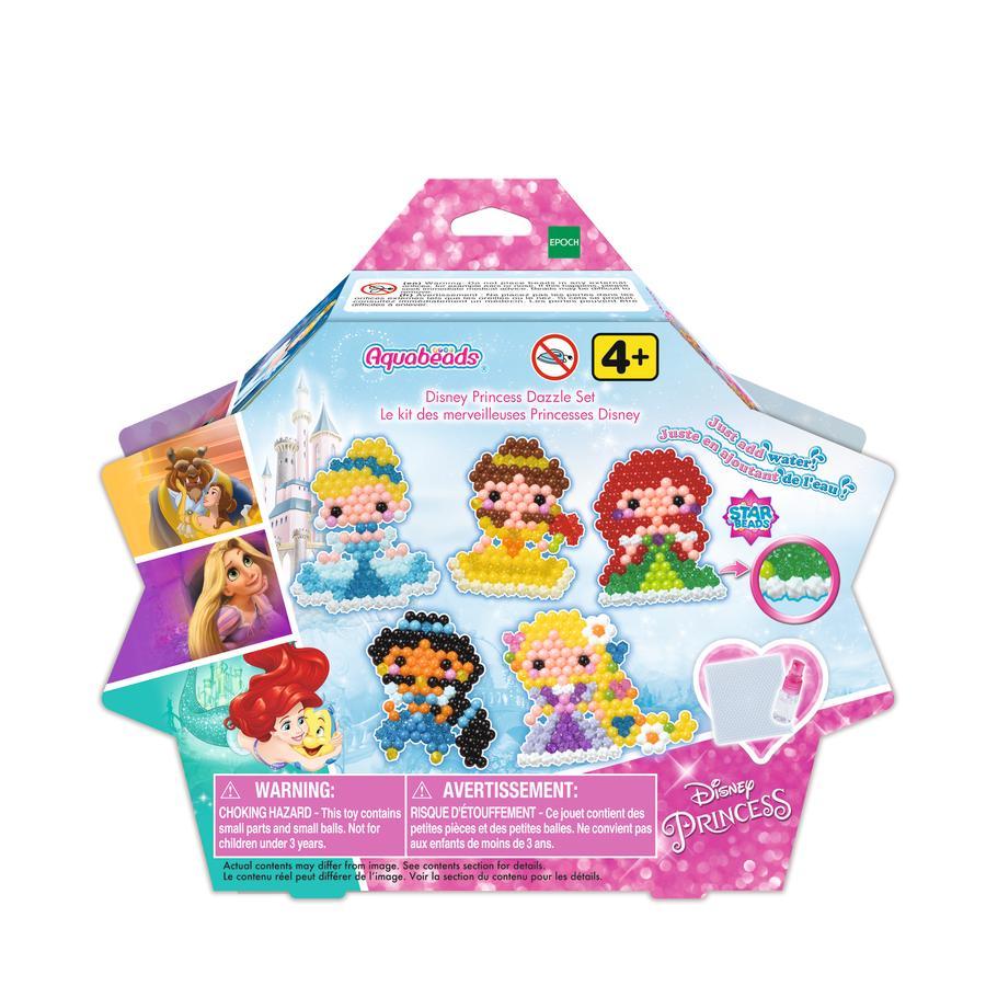 Aquabeads® Disney Princesses stjerne perlesett