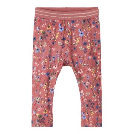 name it Leggings NBFTESSIE Withered Rose