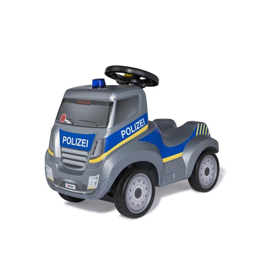 rolly®toys Porteur enfant FERBEDO camion police