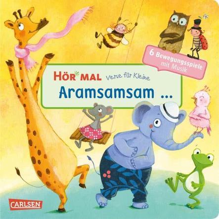CARLSEN Hör mal - Verse für Kleine: Aramsamsam