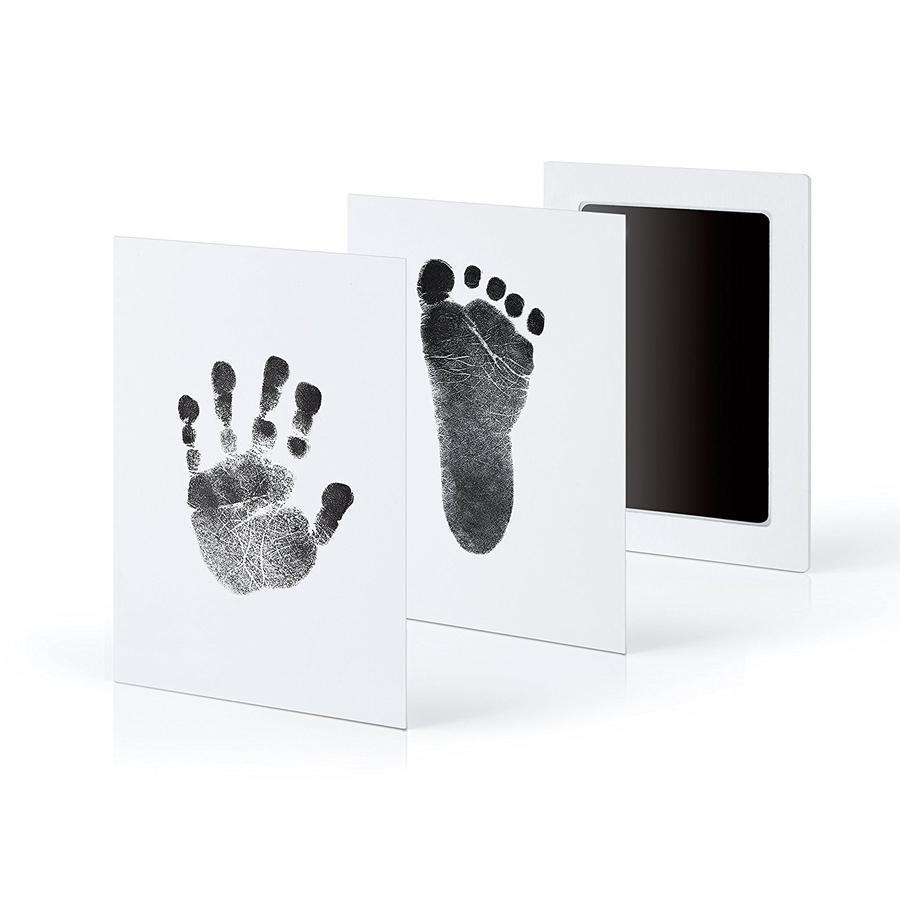 kiinda Hand en voetafdruk groot Clean Touch , in het zwart