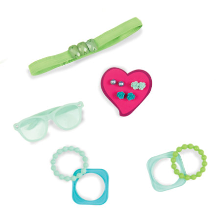 Our Generation - Sada vodních doplňků s brýlemi