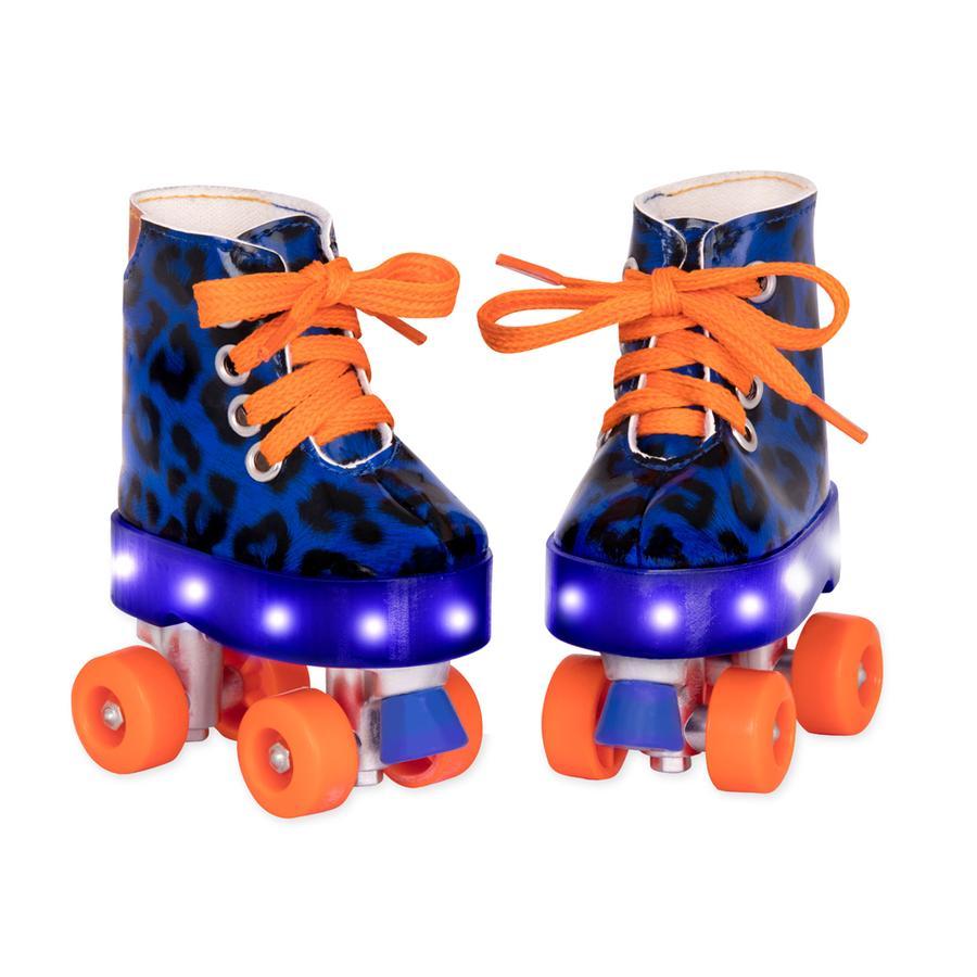 Our Generation - Rollerskates, leuchtende Rollschuhe