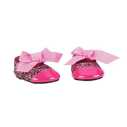 Our Generation - glitter ballerina sko