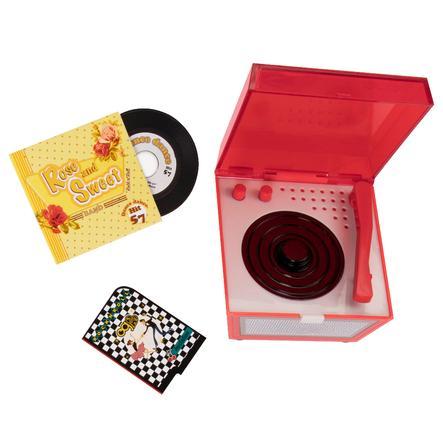 Our Generation - Retro Plattenspieler Set