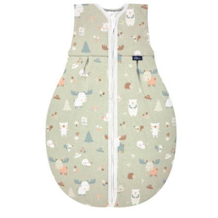 Alvi® Gigoteuse à billes thermoactive Baby Forest TOG 2.5