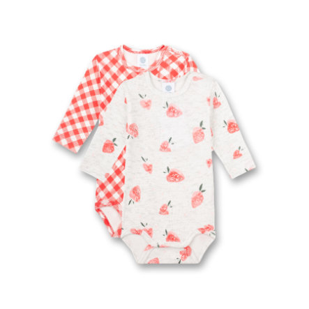 Sanetta Body 2er Pack coral pink