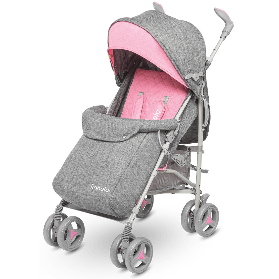 lionelo Buggy Irma Pink