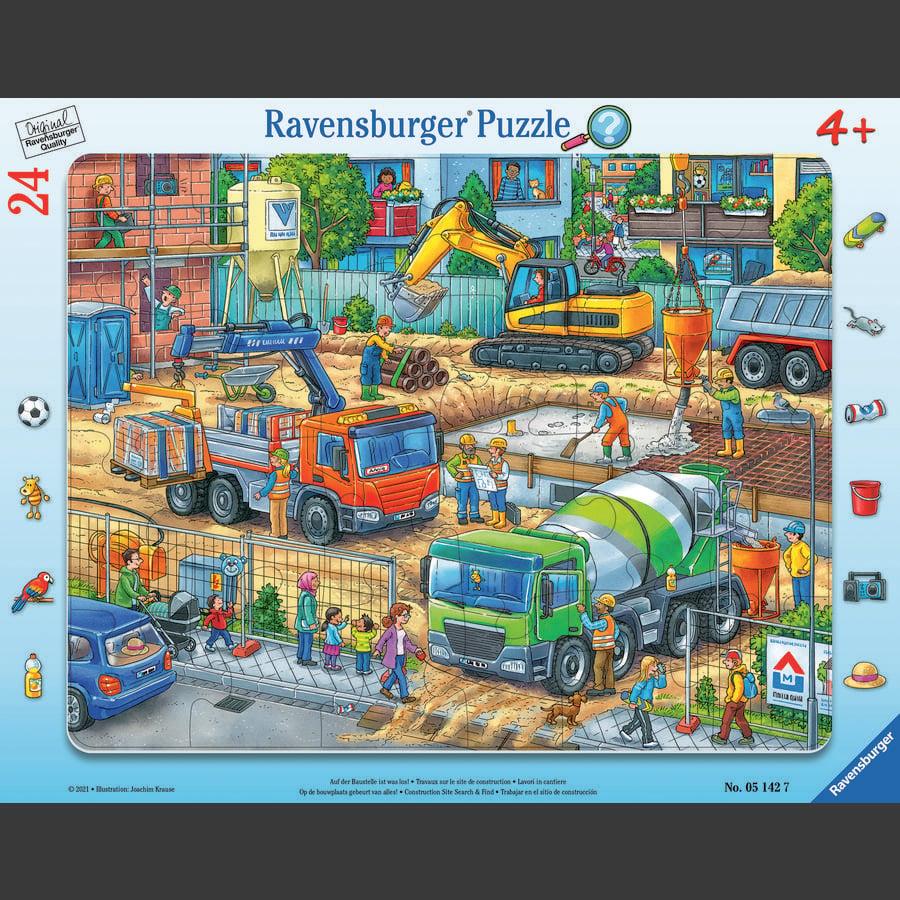 Ravensburger C'è qualcosa in cantiere!