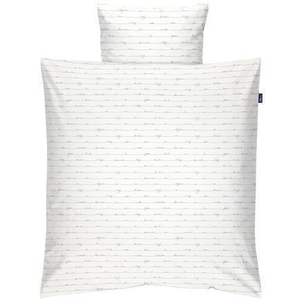 Alvi® Parure de lit enfant Standard Lullaby 80x80 cm