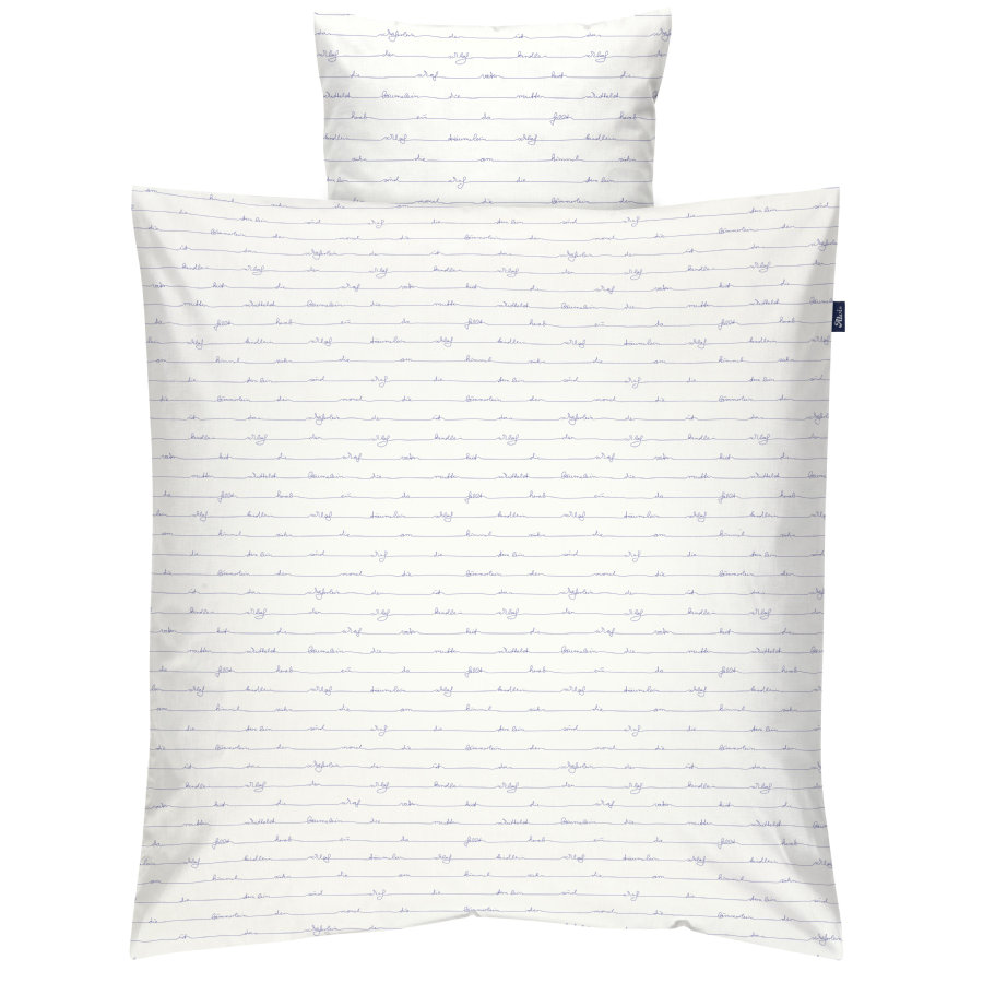 Alvi Bettwäsche Standard Lullaby 80 x 80 cm