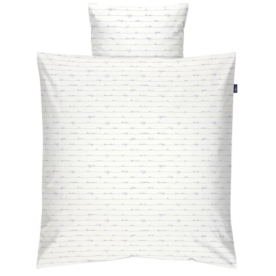 Alvi Ropa de cama Canción de cuna estándar 80 x 80 cm