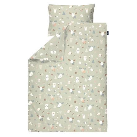 Alvi® Sengetøj Standard Baby Forest 100 x 135 cm