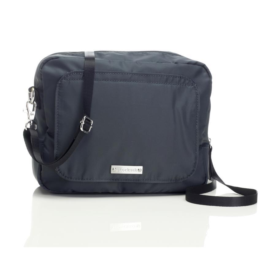 storksak Diaper Bag Mini Fix Graphite