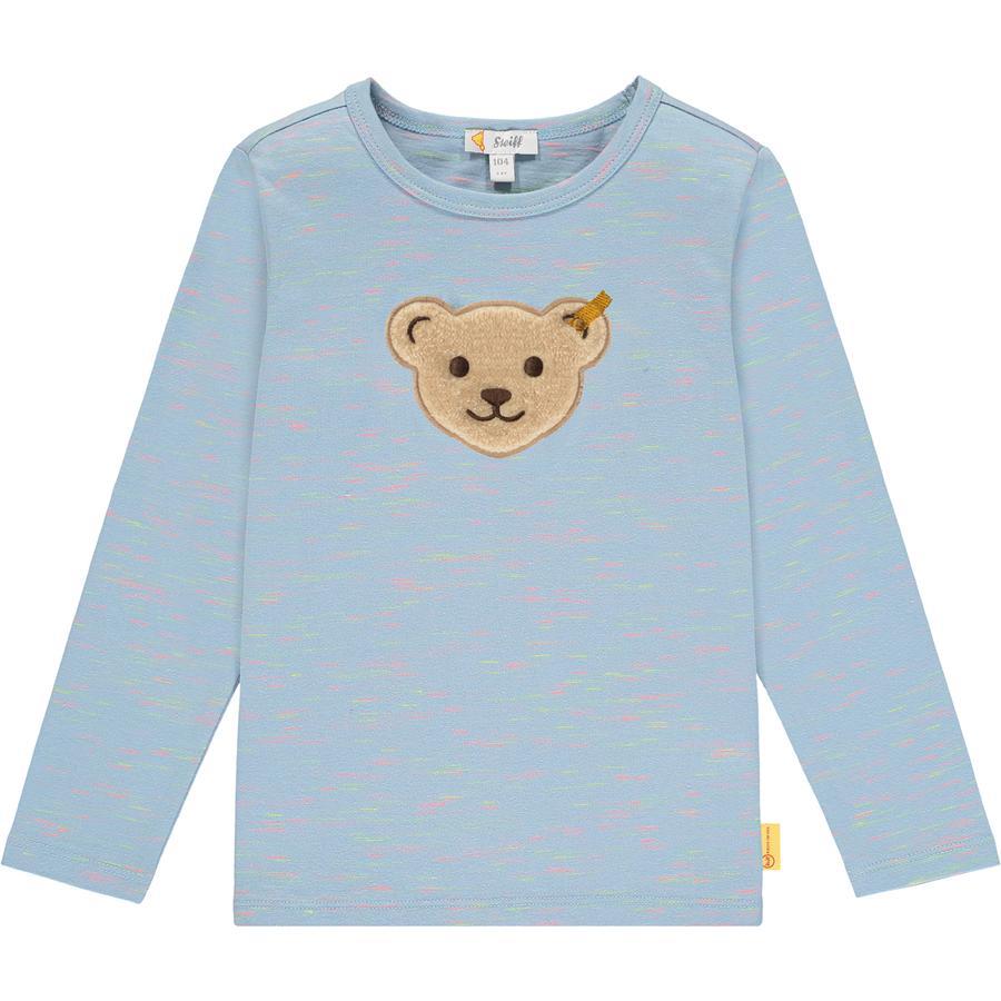 Steiff Langermet skjorte for alltid blå