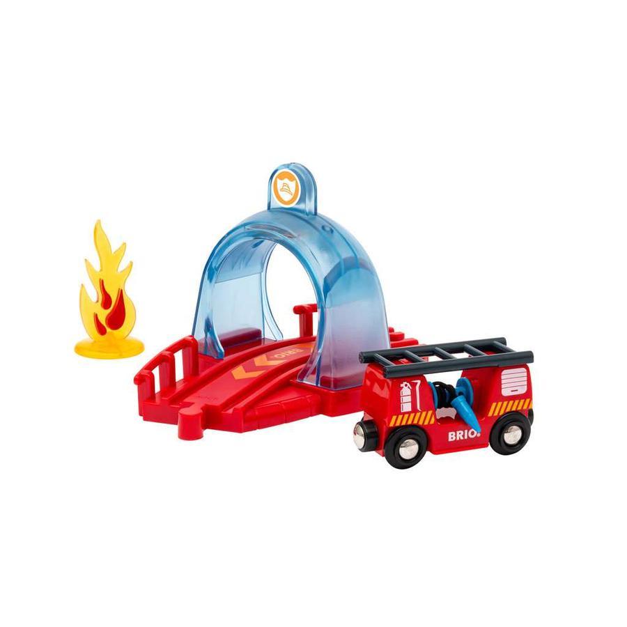 BRIO Smart Tech Sound Feuerwehreinsatz