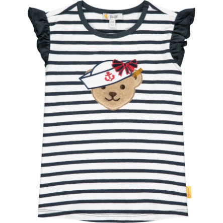 Steiff T-Shirt navy