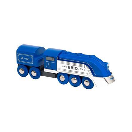 BRIO Blauer Dampfzug Special Edition 2021