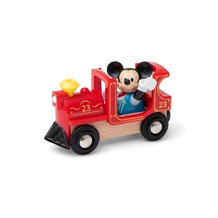 BRIO Lokomotiva Mickey Mouse