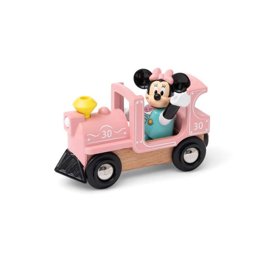 BRIO Minnie Mouse -veturi