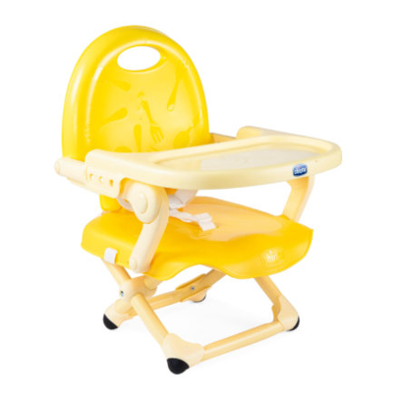chicco booster seat Pocket Snack Saffron