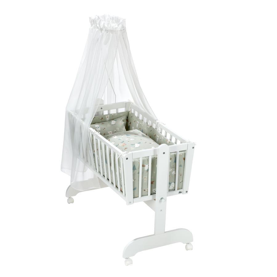 Alvi® Pendel vuggesett 3 stk. baby Forest