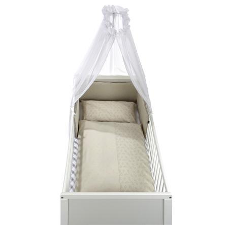 Alvi® Parure de lit enfant Starfant coton bio 3 pièces