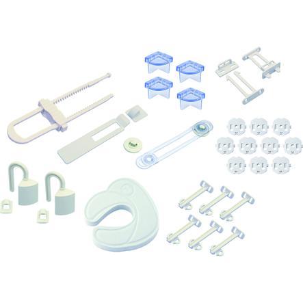 Hartig + Helling Starter-Kit Baby- Safety BS 877 Hvid
