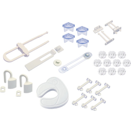 Hartig + Helling Starter-Kit Baby- Safety BS 877 White