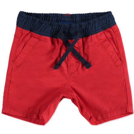 MAX COLLECTION Baby Shorts STAR röd