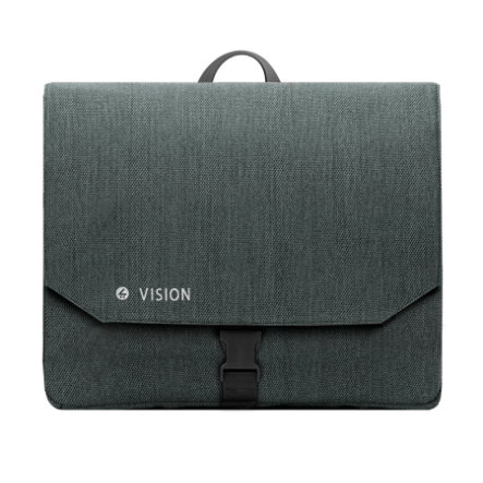 mutsy Wickeltasche Icon Vision Urban Grey