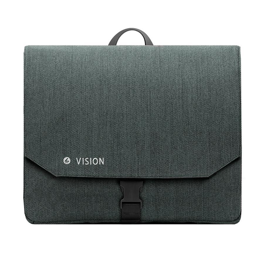 mutsy blöjväska Icon Vision Urban Grey