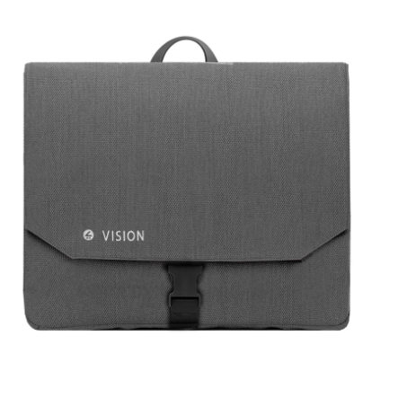 mutsy taška na pleny Icon Vision Titan ium Grey
