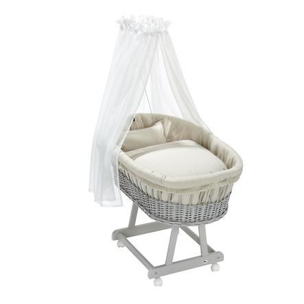 Alvi® Stubenwagengarnitur 3-tlg. Organic Cotton Starfant
