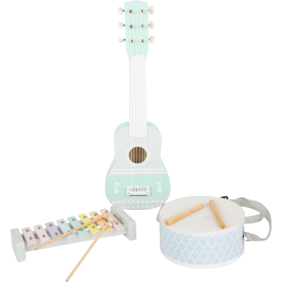 small foot® Musik-Set Pastell