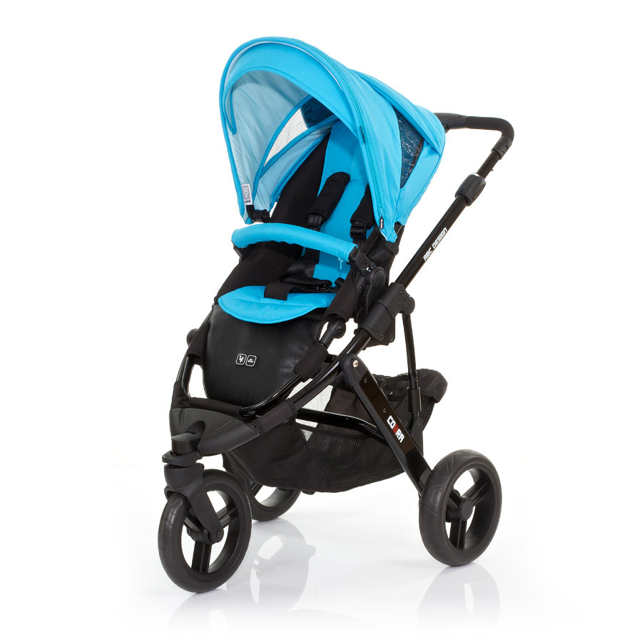 ABC DESIGN Pushchair Cobra rio Frame black / black Collection 2015