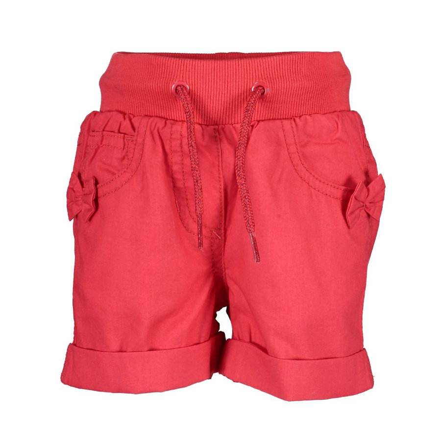 BLUE SEVEN  Zweet shorts rood