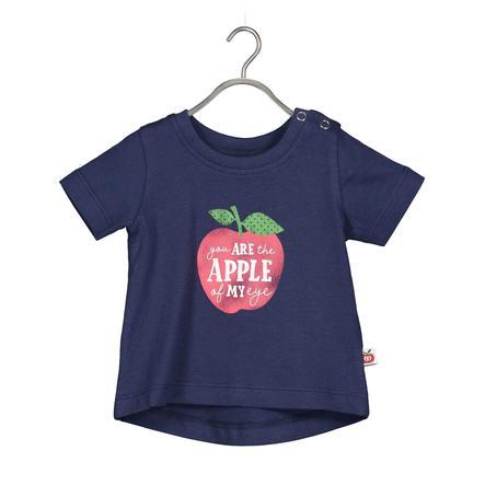 BLUE SEVEN  T-shirt appelblauw