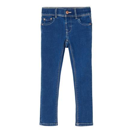 name it Jean enfant NMFPOLLY Medium Blue Denim