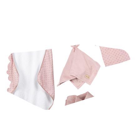 roba Geschenkset Babyverzorging Lil Planet roze
