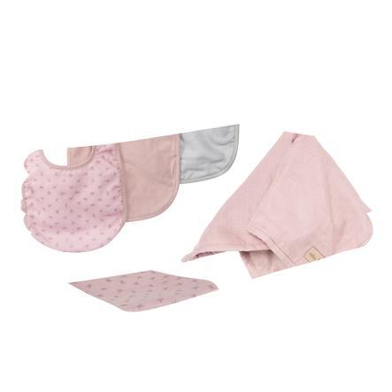 roba Geschenkset Baby Essentials Lil Planet rosa