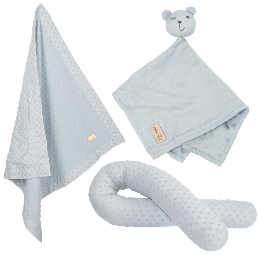 roba Gift Set Vauvan halaa ja pelaa Lil Planet turkoosia
