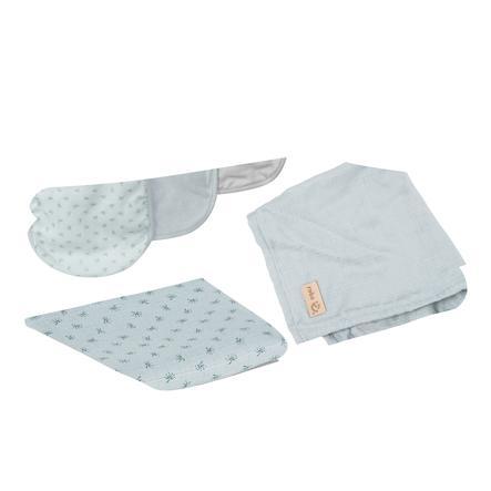 roba Geschenkset Baby Essentials Lil Planet türkis