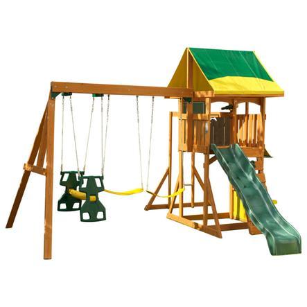 Kidkraft® Aire de jeu et d'escalade Brookridge, bois SW-F26410E