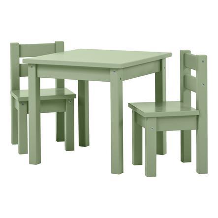 Hoppekids Mads Kindersitzgruppe Pale Green