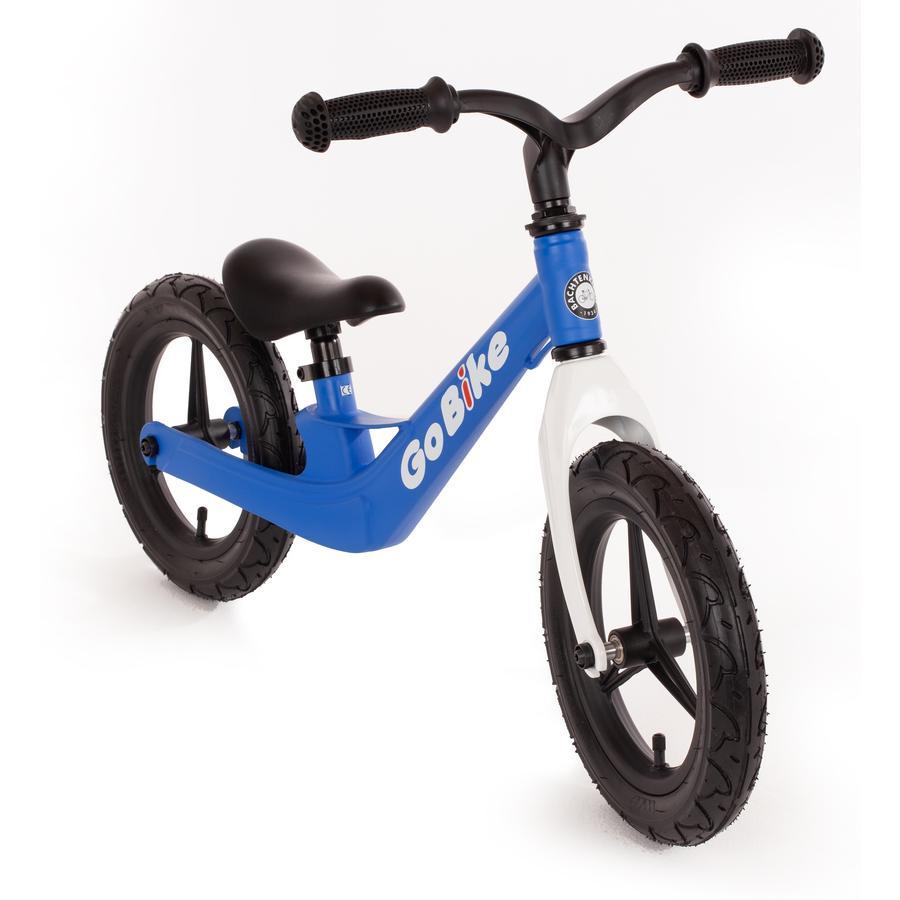 "Bachtenkirch 12"" Lernlaufrad Go Bike - Luftbereifung blau"